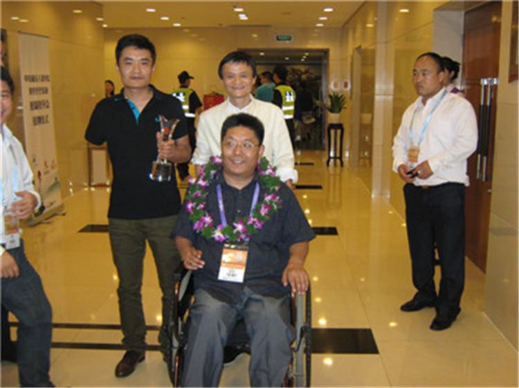2011年总经理成为十佳网商